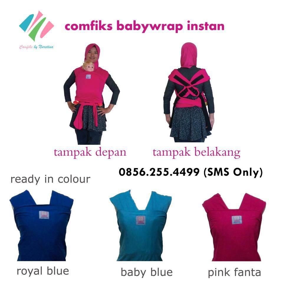 Babywrap Instant Toko Perlengkapan Bayi Dan Anak Reseller Baju